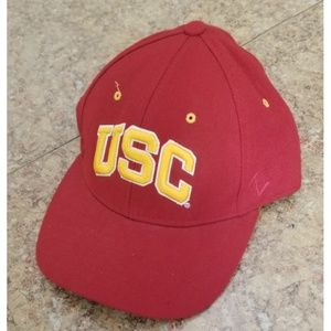 USC Trojans fitted baseball hat